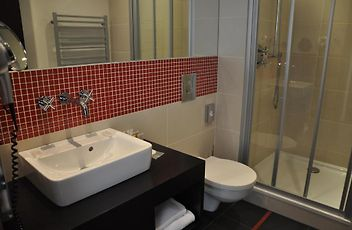 Red Blue Design Hotel Prague